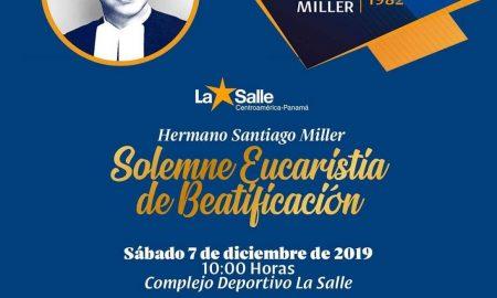 Beatificación, Hno. Santiago Miller.